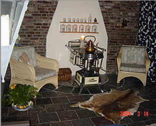 Lanaken, Belgium - Lanaken Bed and Breakfast in Lanaken 'Op de grens' Bed and Breakfast. Our beautiful B&B renting two rooms is nearby Maastricht