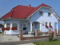 Bük holiday home, vacation rental, apartment spa, Hungary